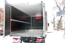 Изотермические кузова-фургоны, фургоны