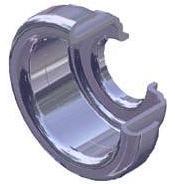 Стакан металический штампованный LH-6308