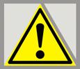 Предупреждающий знак «Внимание! Опасность (прочие опасности)».