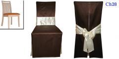 Чехлы для стульев в ресторане