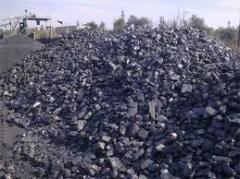 Уголь антрацит АШ 0-6мм.