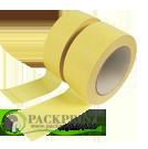 Клейкая лента Малярная 60С (Masking) 25 мм х 27м