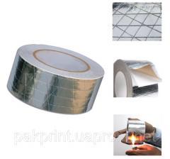 Алюминиевая армированная клейкая лента 48мм х 50м