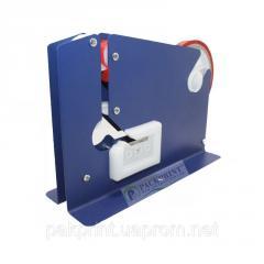 Клипсатор, устройство для заклеивания пакетов