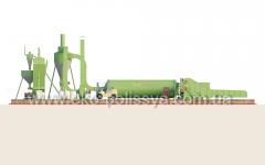 Линия гранулирования 2 тонны в час на базе АВМ 1,5