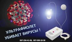 Светильник бактерицидный BAL-UV-120