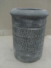 Tanks for garbage