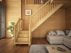 Ladder wooden