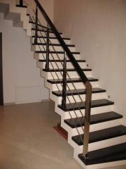 Лестницы бетонные