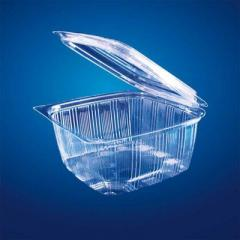 Пластиковая упаковка для салатов,