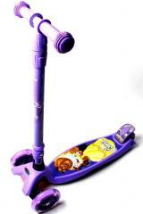 Самокат Scooter Maxi Scooter Disney Beauty Beast с