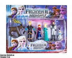 Фигурки Frozen 6 героев
