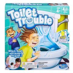 Игра настольная туалет в лицо Toilet Trouble