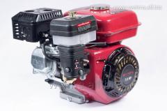 Двигатель для мотоблока BULAT Булат BT170F-L  бензин 7,5л.с., с редуктором