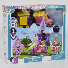 Игровой набор Замок Пони с музыкой и железной