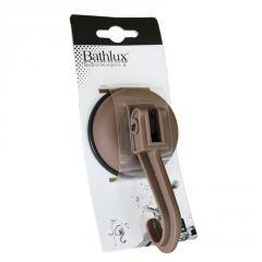 Крючок для полотенца на вакуумной присоске Bathlux