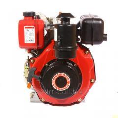 Двигатель для мотоблока WEIMA Вейма WM178F дизель , шпонка\ шлицы 6,0л.с. (бесплатная доставка)