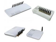 GSM GoIP 1/4/8/16 locks