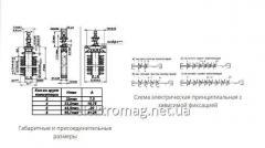 Модульный  переключатель ПКн61