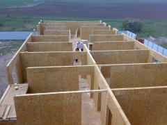 Constructional thermopanel (SIP)