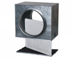 Фільтри для систем вентиляції