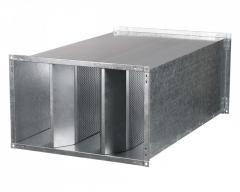 Шумоглушитель Вентс СР 500х250