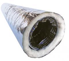 Гибкий воздуховод ВЕНТС изолированный 450 мм