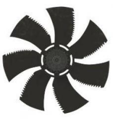 Вентилятор Ziehl-abegg FN045-SDL.2C.A7P3 осевой