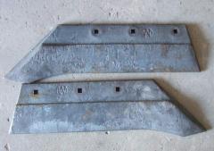 Ploughshare Left AW 7.2 L