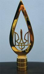 Souvenirs with symbols