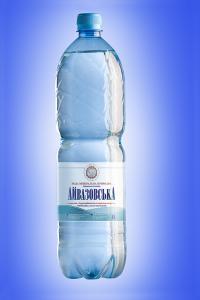 "Mineral water in the Crimea ""Ayvazovskaya"