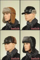 Cap winter DaVaNi trademark