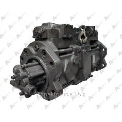 Hydraulic system for excavators