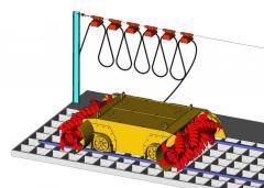 Дробильно-фрезерная машина АДР-2700Т Ф2