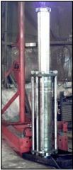 Домкрат гидравлический серии ДГ 80-900