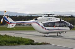Аренда вертолета Eurocopter EC145 (ВК117) Заказать чартер