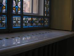 Window sills from a stone, window sills marble