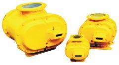 Rotor gas meters RGK-Ekh