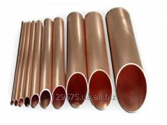 Pipes copper-nickel MNZHMTS30-1-1, MNZh5-1