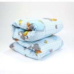 Одеяло с натуральным чехлом детское 0092