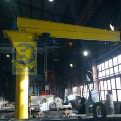 Cranes console and rotary Zaporizhia, Kharkiv,