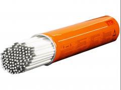 Алюминиевый электрод со специальным покрытием для