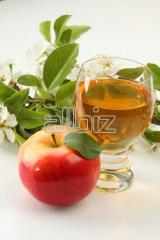 Apple juice of a direct extraction. Tank of 20