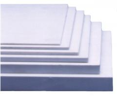 Ftoroplast sheet (sheets 1000kh1000mm)