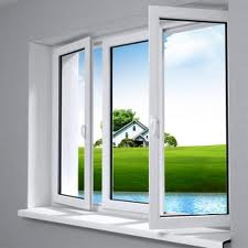 Metalplastic windows