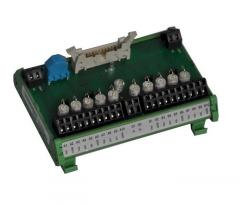Modules of analog inputs and outputs of the IT