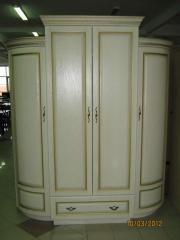 Шкаф АДЕЛЬ,шкаф деревянный,шкаф из массива,шкаф