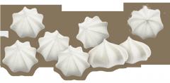 Krapelk BAUME-B_K meringue