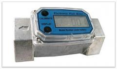 Турбинный расходомер жидкости WL