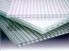 Polycarbonate always available - wide choice